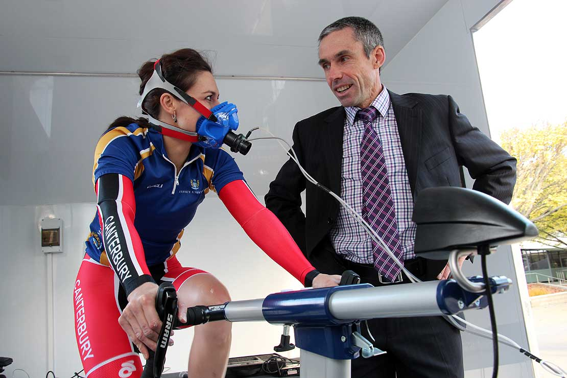 New mobile exercise lab launched